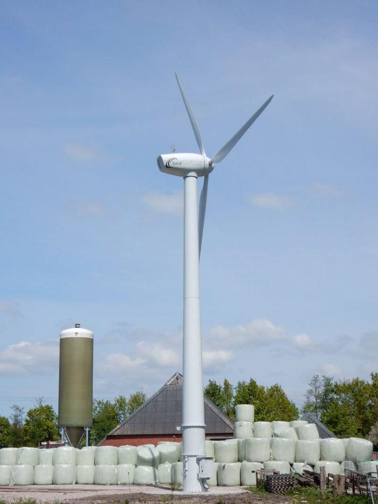 eigenschappen solid wind power