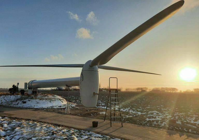 Nieuws over de kleine windmolens van Windmolens op Maat!